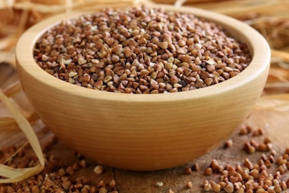Buckwheat Cancer Diet Recipe